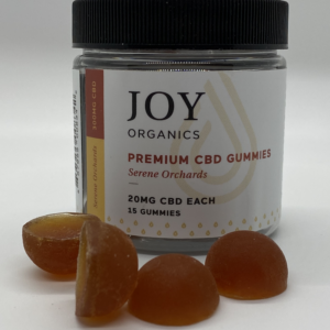 cbd gummies with jar
