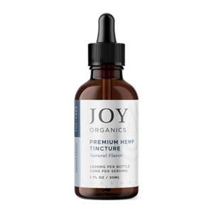 joy organics tincture natural 1000mg