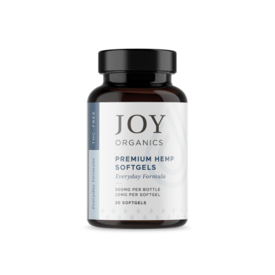 joy organics softgels everyday 300mg