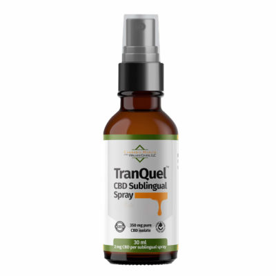 Tranqel CBD Spray