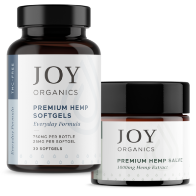 cbd softgels joy organics
