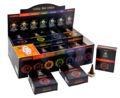7 in one chakra cones
