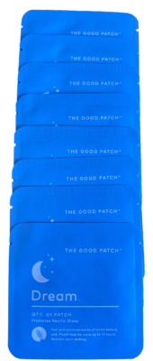 dream good patch
