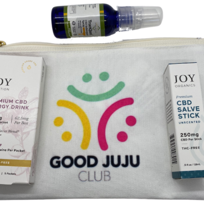 cbd kit with bag