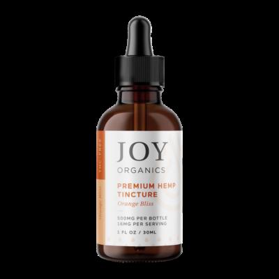 Joy Organics tincture orange 500mg