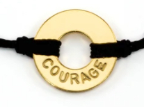 gold plated courage