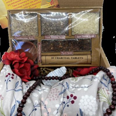 meditation kit in box