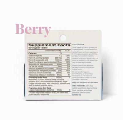 berry ingredients